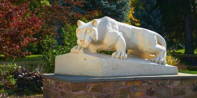 Lion Shrine at Penn State