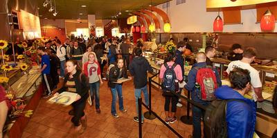 West Dining Commons