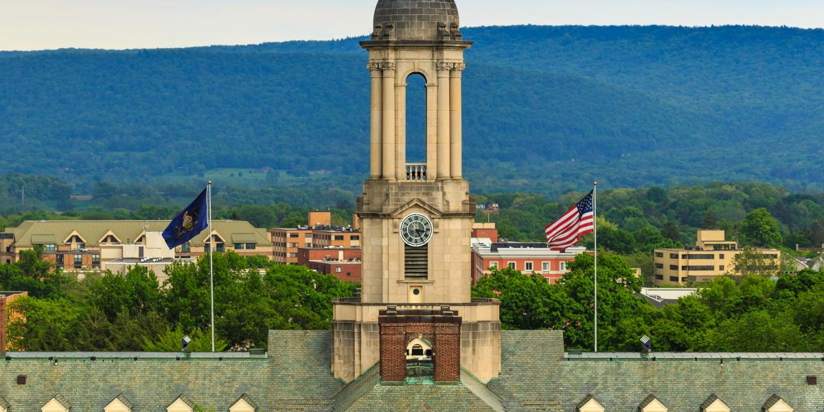 Old Main Clock Tower